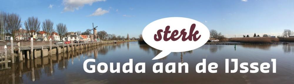Gouda ~sterk~ aan de IJssel